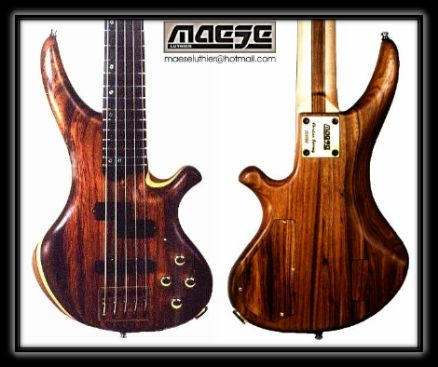 Bass 5 strings Maese